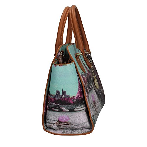 Y Not borsa 31 cm paris seine