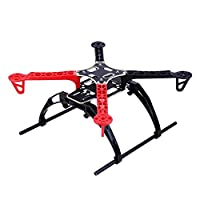 330mm Drone Frame Kit, Quadcopter FPV Frame RC Drone Accessories from VGEBY
