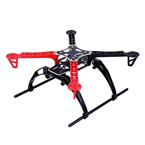 VGEBY Kit telaio drone da 330mm, accessori Drone Quadcopter FPV Frame RC