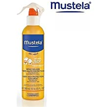MUSTELA BEBE ALTA PROT 50+ SPRAY 300 ML