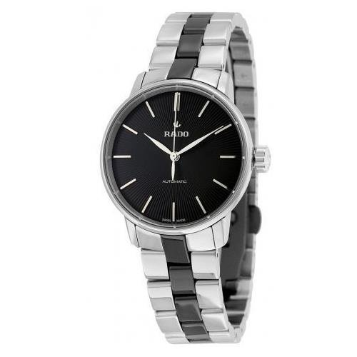 RADO WOMEN'S 32MM TWO TONE STEEL BRACELET & CASE AUTOMATIC WATCH R22862152