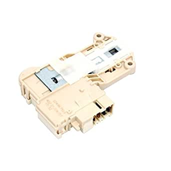 Interrupteur Verrouillage de porte pr Electrolux Lave-Linge Equivalent à 3792030425