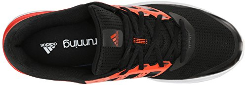 Adidas Performance Duramo 7 M scarpa da running, nero / argento / grigio, 6,5 M Us Black / Silver / Red