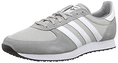 5f45a76e16b77 adidas Men s Zx Racer Low Multi-Coloured Size  3.5