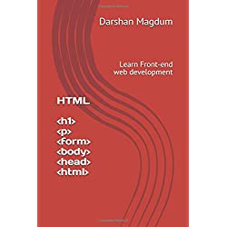 HTML: Learn Front-end web development