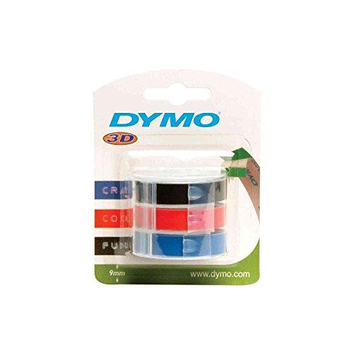 Dymo 35800 selbstklebendes Etikettenband Aluminium f. RHINO M1011