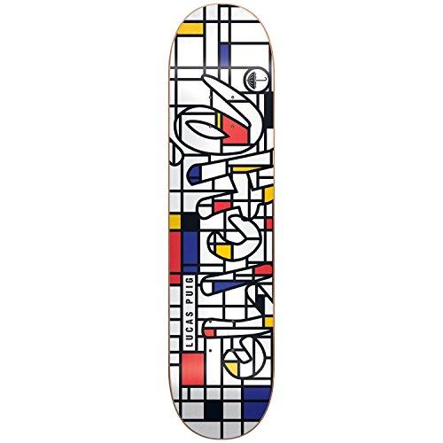 cliché Musee R7Puig vassoio di skateboard da adulto, Multicolore