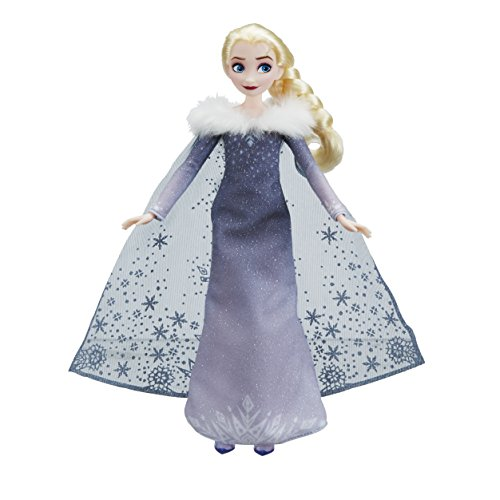 Disney Frozen - Elsa Magica Cantante Holiday Special, C2539EW0