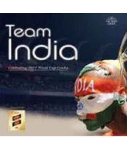 Team India: Celebrating 2011 World Cup Cricket por Manish Kumar Chaubey