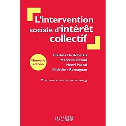 L'intervention sociale d'intérêt collectif : De la personne au territoire (Politiques et interventions sociales)