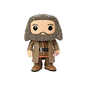 Funko Pop Rubeus Hagrid (Harry Potter 06) Funko Pop Harry Potter