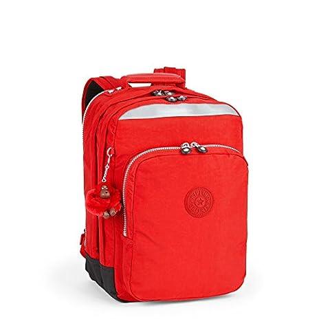 Kipling - College Up - Grand sac à  dos - Rouge - (Rouge)