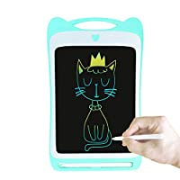 Orimi 8.5 or 12 inch big face Cat Color LCD Writing Tablet Electronic Drawing Board Doodle Pad eWriter with Stylus For School Home Office