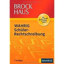 Brockhaus WAHRIG - Schüler Rechtschreibung