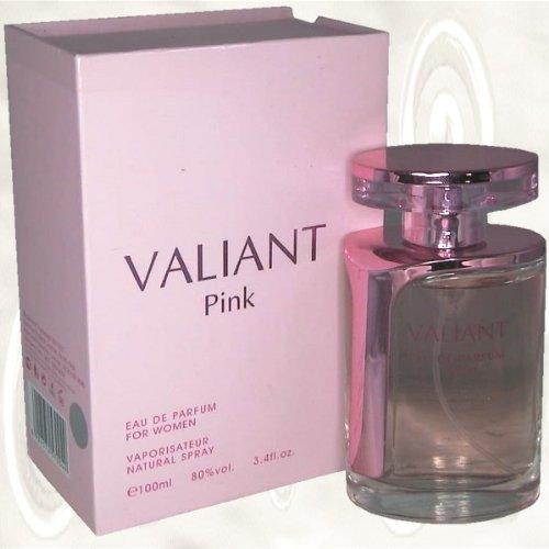 Valiant Pink - Eau De Parfum For Women - Vaporisateur Natural Spray [e100ml, 80%vol., 3.4fl.oz., 6577227]