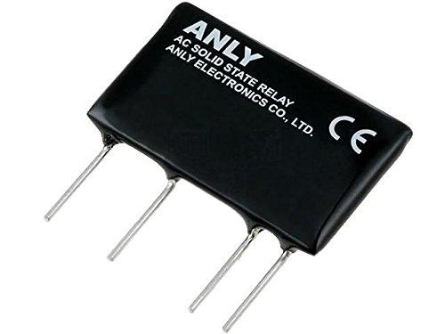 ASR-04DA Relay solid state Ucntrl3÷32VDC 4A 24÷280VAC SIP Series ASR - Sip-serie