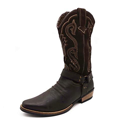 Kick Footwear - Botas para Hombre 6 UK, Color Marrón, Talla 40 EU