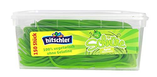 Hitschler Schnüre (150 Stück) 900g (Apfel)