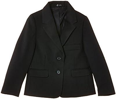 Trutex Limited Girls Zip Contemporary - Chaqueta para niñas, color black, talla 12 años
