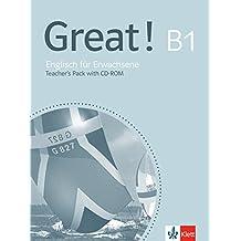 Great! B1: Englisch für Erwachsene. Teacher's Pack with CD-ROM (Great! / Englisch für Erwachsene)