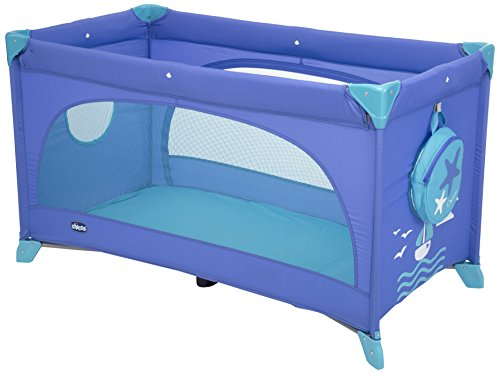 Chicco Easy Sleep cama Green Jam azul azul marino