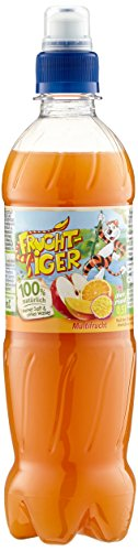 Frucht Tiger Multifrucht, 18er Pack (18 x 500 ml)