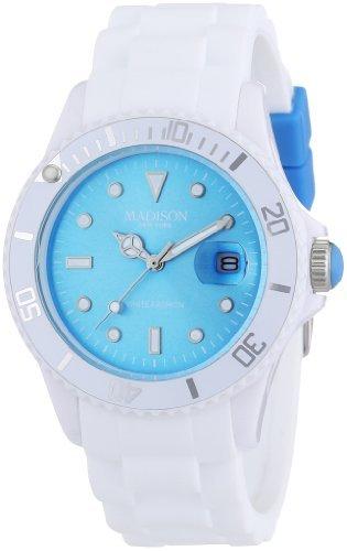 madison-new-york-unisex-armbanduhr-candy-time-white-fashion-analog-quarz-silikon-u4359b1