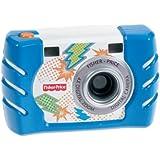 Fisher Price Kids Tough Digitalkamera Schlank Blau (W1459)