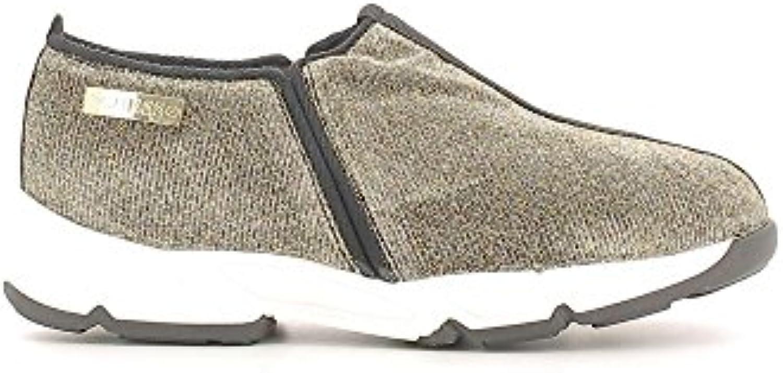 Guess FLLET4-LAC12 Slip On Damen Gewebe 2018 Letztes Modell  Mode Schuhe Billig Online-Verkauf