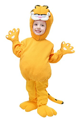 Toddler Garfield Fancy dress costume (Kostüm Garfield)