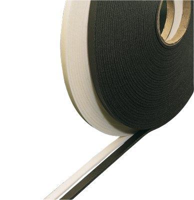 Ramsauer 1010 PE Zellband-Vorlegeband 2x6mmx50m schwarz -
