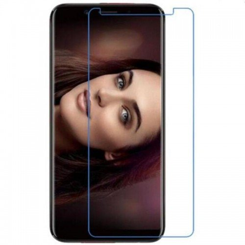 Realme 1 - Tempered Glass 100% shatterproof Best Quality Screen Protector Super tough ultra clear Scratch Proof Bubble Free Original Touch Feeling 9H Hardness Explosion-proof Extra Sensitive Transpare