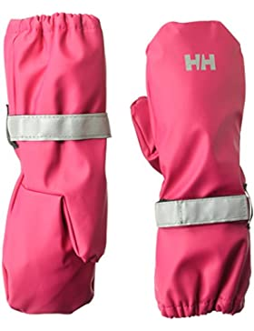 Helly Hansen K Voss Mittens Guantes, Niños, Rosa, One Size (Tamaño del Fabricante:3)