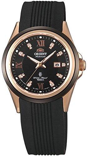 Un elegante reloj de pulsera para mujer Orient FNR1V001B0