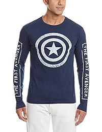 Captain America Men's T-Shirt