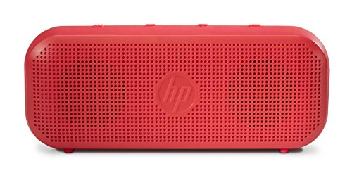 HP 400 Bluetooth Speakers (Red)