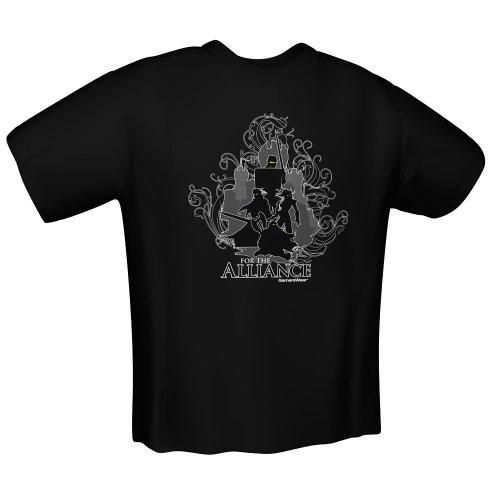 T-Shirt For the Alliance Gr. XXL black [Edizione : Germania]