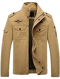 Qmber Herren jacken Kapuzenjacke Sweatjacke Parka Pullover Sweatshirt Hoodies Outdoor Coat Strickjacke Täglichen Mäntel Outwear Herbst Winter Tops, Tactical Military Cargo Langarm
