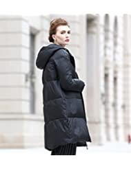 YRF Robes de l'hiver. Hoodie droite. Coton à manches longues. Épaisse doudoune