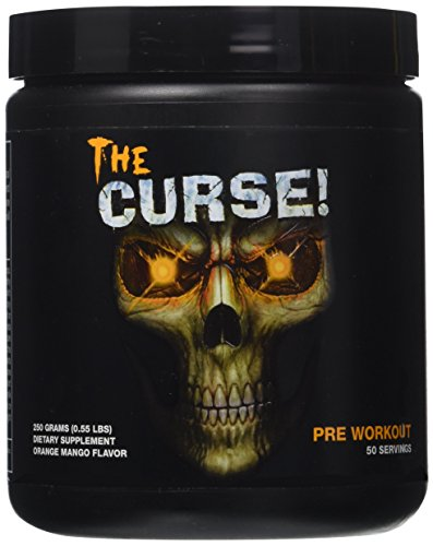 The Curse 250 g Mango-naranja