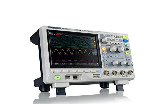 Siglent - Oscilloscopio a 4 canali, 100 MHz, rif. SDS1104X-E