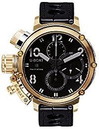 U-Boat QUIMERA automático reloj, 18kt oro rosa, 46mm, edición limitada, 7225/A