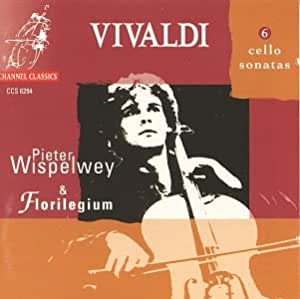 Vivaldi: 6 Cello Sonaten