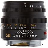 Leica Summicron-M 50 mm f/2 Objectif Noir