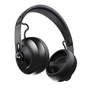 nuraphone — Belaidėsr Bluetooth-Over-Ear- Ausinės mit Ohrstöpseln, sorgt für individuellen Sound, mit Active-Noise-Cancelling (ANC), Sozialmodus, Multi-Tap-Buttons, 20- stündiger Akkulaufzeit