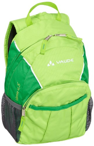 VAUDE Kinder Rucksack Minnie, 4,5 Liter, grass/applegrün, 14879