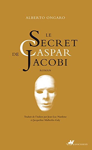 Le secret de Caspar Jacobi (Fictions)
