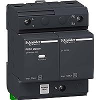 Schneider elec pbt - spd 47 08 - Limitador sobretensión prd1 master 1 polo+neutro