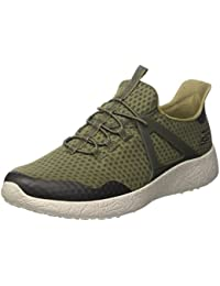 Skechers Burst-Shinz, Sneakers Basses Homme