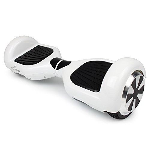 Bluefin Classic Swegway Hoverboard – White, 6.5 Inch